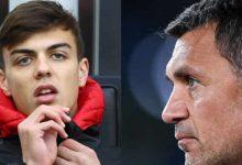 Paolo Maldini y su hijo, positivo por coronavirus