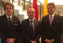 El squash como herramienta para afianzar relaciones entre Colombia y Egipto