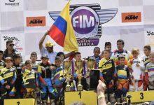Cumplida Copa América de minicross en Bogotá