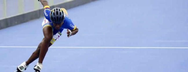 Patinaje colombiano optimista en ver este deporte en las olimpiadas de verano