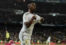 Real Madrid derrotó al Barcelona y volvió al liderato