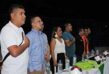 Rivera presentó campaña para estimular el deporte