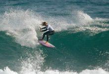 Surfista nacional, campeona del World Surf League