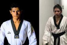 Taekwondistas opitas…sin competencia internacional