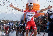 Flórez fue top 10 en segunda etapa en Saboya