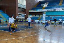 Secretaría de deportes y labor con los habitantes de la calle