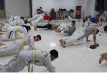 Taekwondo camina rumbo a la nueva normalidad