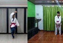 Buena actuación opita en torneo virtual de taekwondo