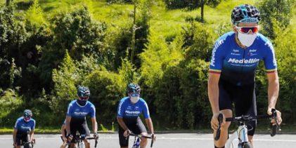 Reingeniería en el calendario del Team Medellín