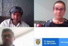 Mindeporte sostuvo diálogo con municipios opitas