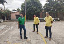 Secretaría de Deporte sigue con el mantenimiento de escenarios deportivos