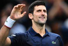 Djokovic ya no tiene COVID 19