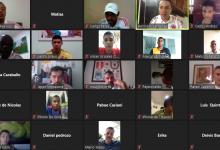 Selección de fútbol sub – 17 trabaja de forma virtual