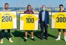 Reconocimiento del Villarreal a Carlos Bacca