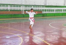 Karate opita tuvo su segunda competencia virtual nacional