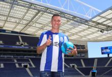 Uribe marca gol en el empate del Porto