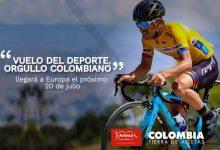 Vuelo del Deporte Colombiano ya es una realidad