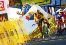 Accidentado inicio en el Tour de Polonia