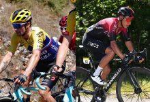 Roglic gana el Tour de l'Ain y Egan queda segundo