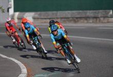 Ewan voló en la etapa tres del Tour, Tejada avanzó una casilla