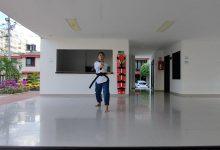 Nataly Gaspar, una joven que pide pista en el taekwondo