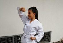 Otra joven taekwondista en busca de grandes aspiraciones