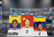 Colombiana hizo podio en Copa Mundo de Pesas