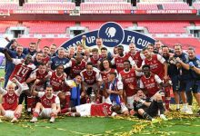 Arsenal gana la Copa Inglesa