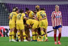 Se reanudó la acción de la Champions femenina