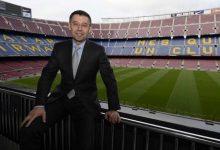 Detenido ex presidente del Barcelona