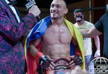 Colombiano hizo historia en la UFC