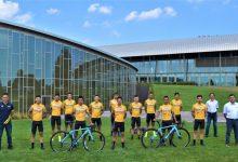 Equipo Colombia Tierra de Atletas y su desafío en Italia