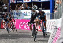Castro, el mejor colombiano en el inicio del Giro d'Italia sub – 23