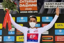 Histórico del ciclismo colombiano elogia a Daniel Martínez