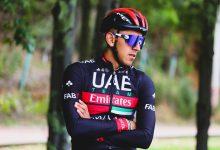 Colombianos listos para el Giro de los Apeninos