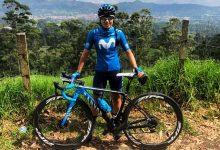 Patiño, la mejor colombiana en Le Corse by Le Tour de France
