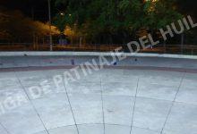 Cumplidos trabajos de mantenimiento en pista de patinaje en Campo Marte