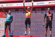 Compañeros de Harold Tejada hacen el 1 – 2 en los nacionales de ruta españoles