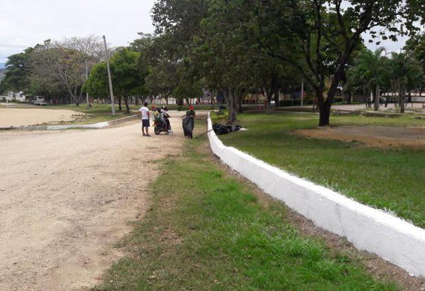 Garzón proyecta la remodelación de su unidad deportiva