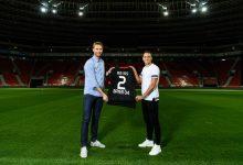 Ya es oficial, Arias es del Leverkusen