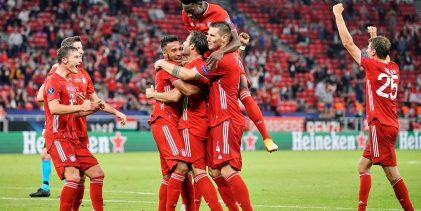 Bayern sufre pero se lleva la Supercopa