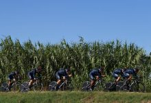 Figuras del Ineos en el Giro renovaron contrato