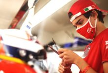 Sebastián Montoya se alista para una nueva fecha de la F4 Italiana