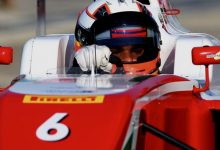Montoya sumó en fecha de la F4 Italiana