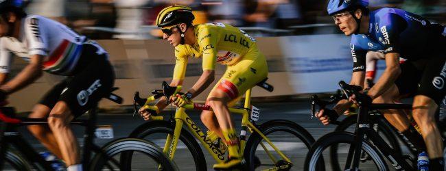 Bennett ganó última etapa del Tour, Pogacar campeón y Tejada cumplió
