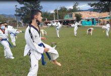 Club de taekwondo de Pitalito volvió a entrenamientos