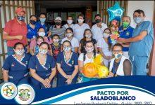 Saladoblanco cumplió su festival de cometas
