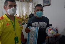 Liga de Fútbol del Huila entregó premiación del bono solidario