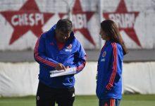 Convocatoria de la Selección femenina sub – 20