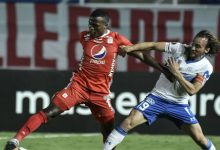 América empata en la Libertadores